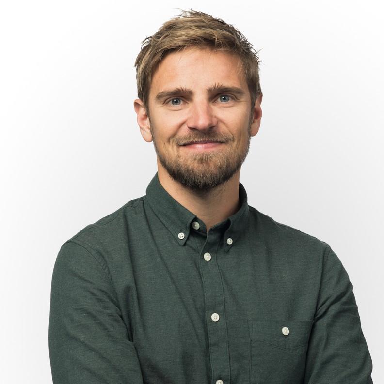 Innleggsforfatter og leder for fag- og tiltaksutvikling, John Are Jonassen.